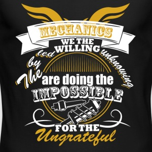 Mechanics Are Doing The Impossible T Shirt - Men's Long Sleeve T-Shirt by Next Level