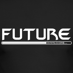 Future Download - Men's Long Sleeve T-Shirt by Next Level