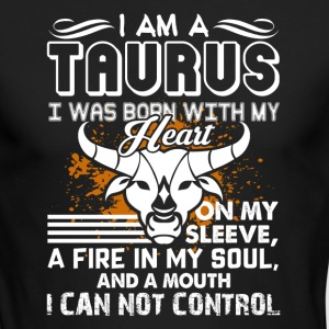 I'M A TAURUS SHIRT - Men's Long Sleeve T-Shirt by Next Level