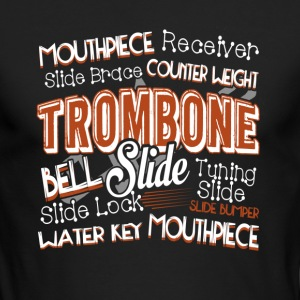 TROMBONE SHIRT - Men's Long Sleeve T-Shirt by Next Level