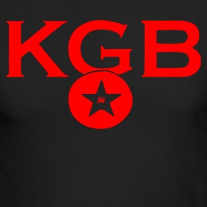 KGB USSR CCCP - Men's Long Sleeve T-Shirt by Next Level