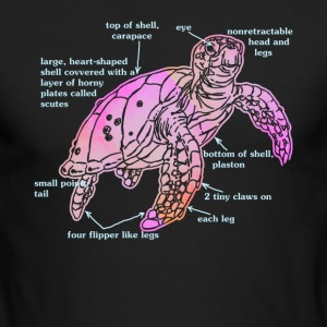 Sea Turtle Shirts - Men's Long Sleeve T-Shirt by Next Level