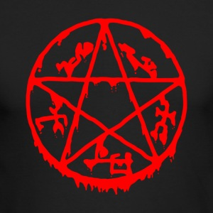 Pentacle - Men's Long Sleeve T-Shirt by Next Level