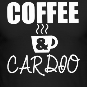 COFFEE CARDIO - Men's Long Sleeve T-Shirt by Next Level