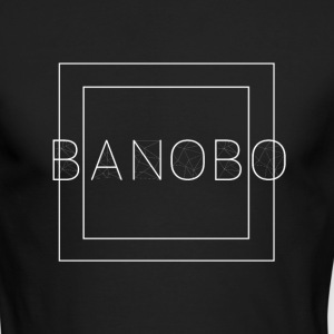 Banobo Logo - Men's Long Sleeve T-Shirt by Next Level