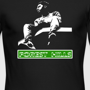 Forest Hills - Men's Long Sleeve T-Shirt by Next Level
