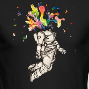 astronaut - Men's Long Sleeve T-Shirt by Next Level