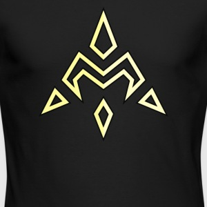 The Crest of Miracles - Men's Long Sleeve T-Shirt by Next Level