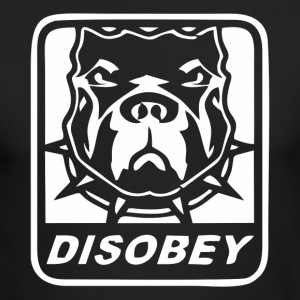 Disobey - Men's Long Sleeve T-Shirt by Next Level