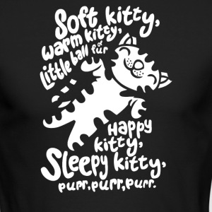 Soft Kitty - Men's Long Sleeve T-Shirt by Next Level