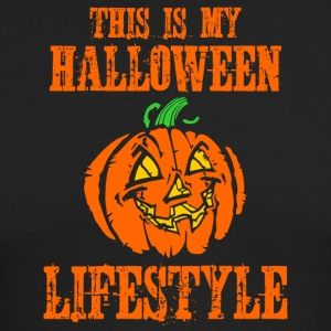 This Is My Halloween Lifestyle - Men's Long Sleeve T-Shirt by Next Level