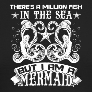 I Am A Mermaid Shirts - Men's Long Sleeve T-Shirt by Next Level