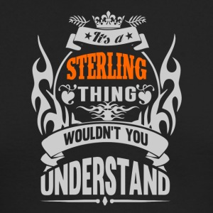 IT'S A STERLING THING TSHIRT - Men's Long Sleeve T-Shirt by Next Level