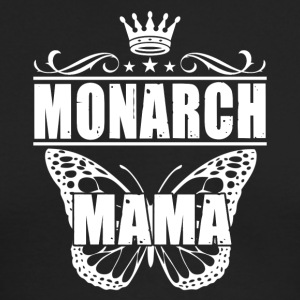Monarch Mama Tee Shirt - Men's Long Sleeve T-Shirt by Next Level