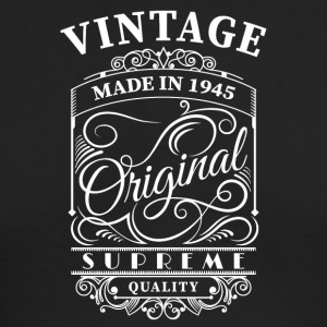 Vintage made in 1945 - Men's Long Sleeve T-Shirt by Next Level