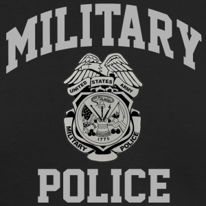 military police - Men's Long Sleeve T-Shirt by Next Level