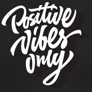 Positive Vibes - Men's Long Sleeve T-Shirt by Next Level