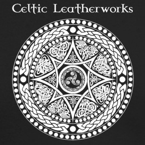 Celtic Leatherworks Beast Targe - Men's Long Sleeve T-Shirt by Next Level