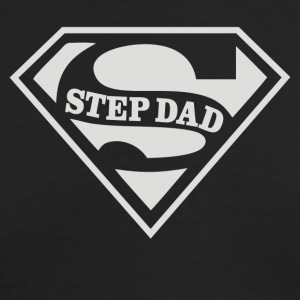 SUPER STEP DAD - Men's Long Sleeve T-Shirt by Next Level