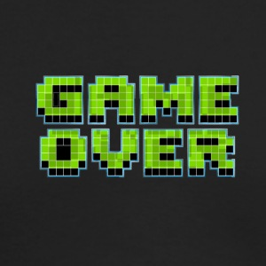 Game Over - Men's Long Sleeve T-Shirt by Next Level