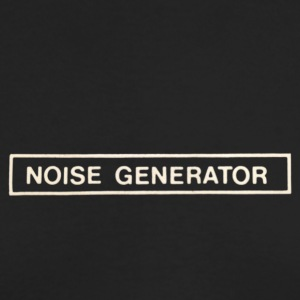 Noise Generator - Men's Long Sleeve T-Shirt by Next Level