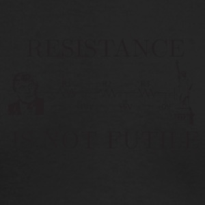 resistance is not futile - Men's Long Sleeve T-Shirt by Next Level