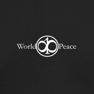 MDE: World Peace Logo - Men's Long Sleeve T-Shirt by Next Level