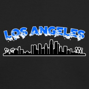Los Angeles City - Men's Long Sleeve T-Shirt by Next Level