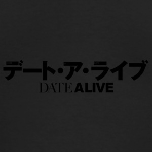 Date A Live - Men's Long Sleeve T-Shirt by Next Level
