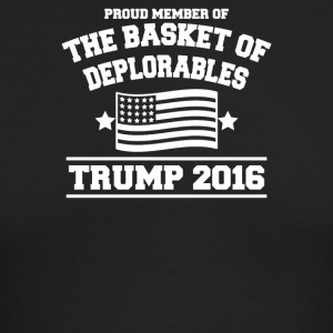Basket Of Deplorables - Men's Long Sleeve T-Shirt by Next Level