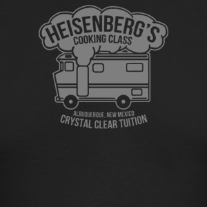 Heisenberg s Cooking Class - Men's Long Sleeve T-Shirt by Next Level