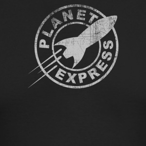 Planet Express - Men's Long Sleeve T-Shirt by Next Level