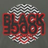 Twin Peaks: Black Lodge - Men's Fine Jersey T-Shirt