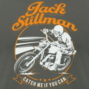 Jack Stillman - Catch me if you can - Men's T-Shirt by American Apparel