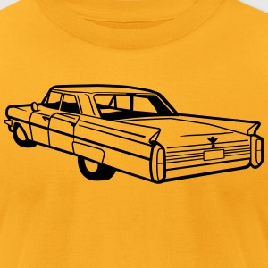 Cadillac - Eldorado - Oldtimer - Men's T-Shirt by American Apparel