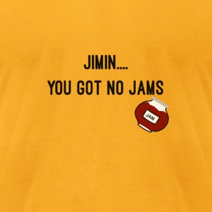JIMINJAMS - Men's T-Shirt by American Apparel