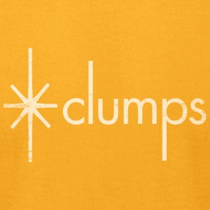 clumps - Men's T-Shirt by American Apparel