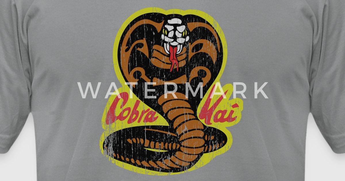 Cobra Kai Shirt: Cobra Kai T-Shirts By Ter-yaki