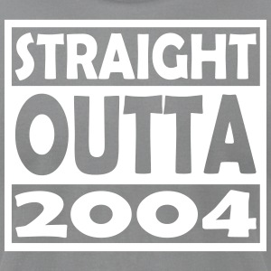 13th Birthday T Shirt Straight Outta 2004 - Men's T-Shirt by American Apparel