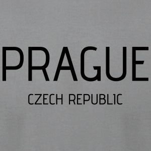 prague - Men's T-Shirt by American Apparel
