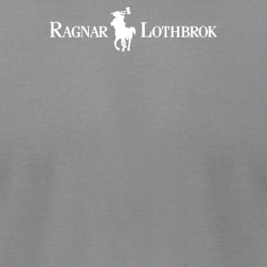 Ragnar Lothbrok Vikings - Men's T-Shirt by American Apparel