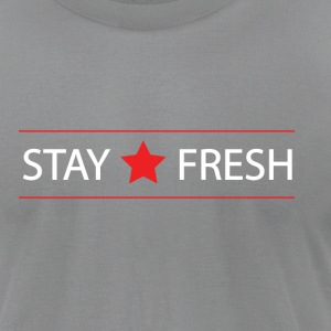 stay fresh - Men's T-Shirt by American Apparel