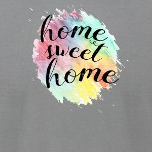 Home Sweet Home - Men's T-Shirt by American Apparel