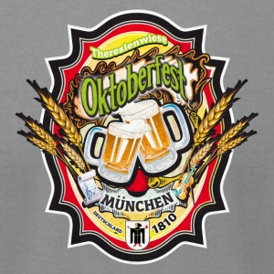 Oktoberfest - Men's T-Shirt by American Apparel