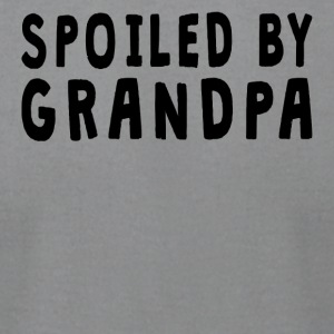Spoiled By Grandpa - Men's T-Shirt by American Apparel