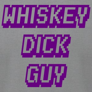 whiskey - Men's T-Shirt by American Apparel
