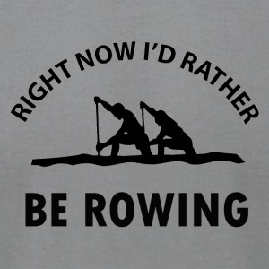 rowing designs - Men's T-Shirt by American Apparel