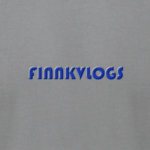 finn k vlogs t shirt - Men's T-Shirt by American Apparel