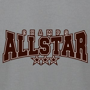 ALLSTAR CHAMPIONS - Men's T-Shirt by American Apparel
