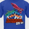 thunderbirds are go shirt - Men's Fine Jersey T-Shirt
